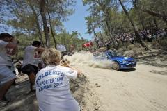these are some pic's i have of the WRC Turkey 2008