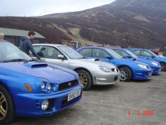 Highland run May 2008